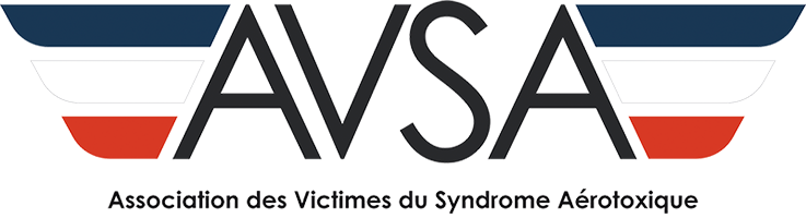 AVSA : Association des Victimes du Syndrome Aérotoxique Retina Logo